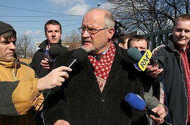 Prokuratura postawiła zarzuty adwokatowi Janowi W.