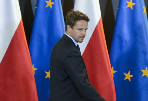 Trzaskowski: w przyszłym tygodniu PE może przyjąć rezolucję o Polsce ws. TK
