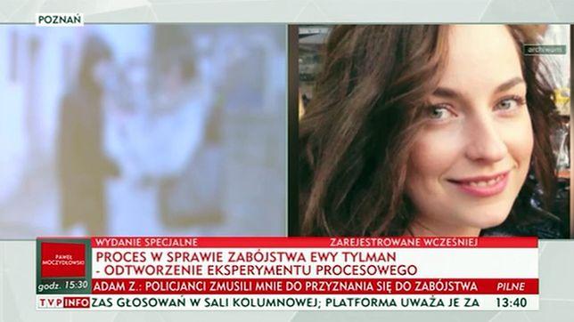 Wpadka TVP Info podczas relacji z procesu w Poznaniu
