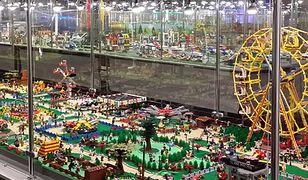 Największa wystawa budowli z klocków LEGO pojawi się w Gliwicach