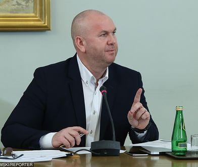 Były szef CBA Paweł Wojtunik poskarżył się na działalność Mariusza Kamińskiego
