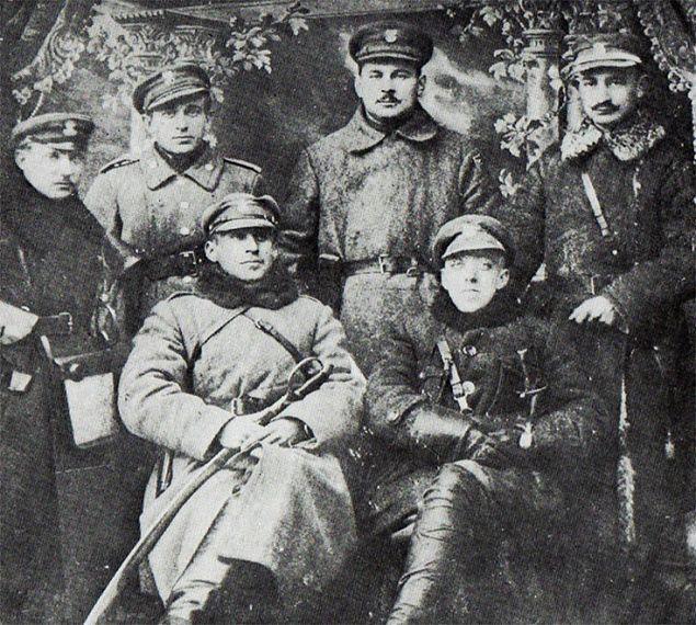 """Jerzy Dąmbrowski """"Łupaszka"""" - bohater trzech wojen zginął w niewyjaśnionych okolicznościach"""