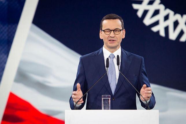 Premier Mateusz Morawiecki do harcerzy: Jesteście wielcy