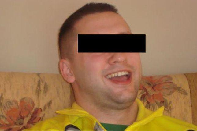 Marcin F. został zatrzymany przez policję