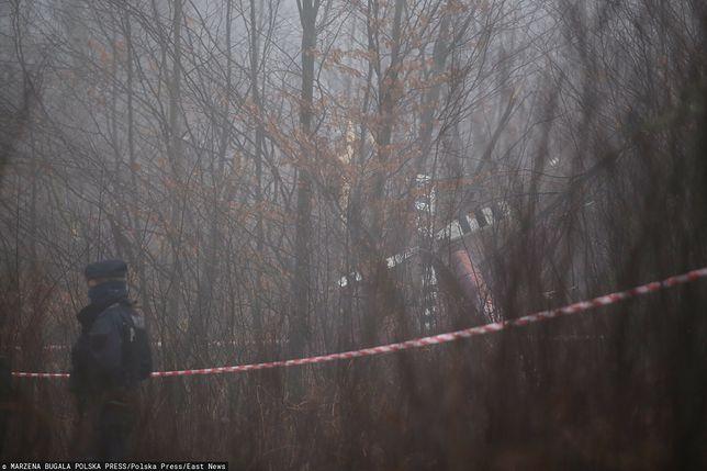 Karol Kania nie żyje. Zdjęcie z miejsca wypadku