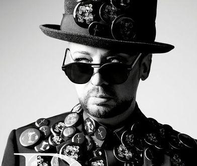 Boy George wśród gwiazd kampanii Dior Homme