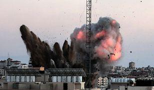 Izrael. Bombardowania Strefy Gazy. To kolejne złamanie zawieszenia broni