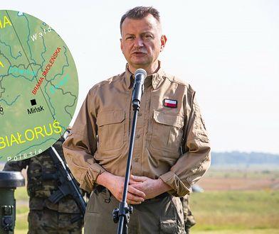 """Mariusz Błaszczak o planach MON. """"Czołgi będą stacjonować na terenie Bramy Smoleńskiej"""""""