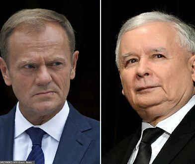 Tusk rozpalił Polskę, Kaczyński rozgrzał PiS. Najgorętszy tydzień roku przyniósł jednego zwycięzcę