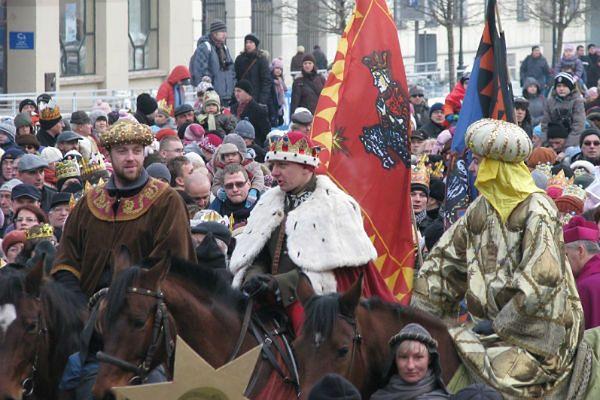 Ulicami Poznania przejdzie Orszak Trzech Króli