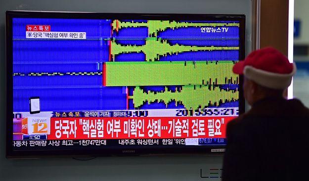 Japonia o północnokoreańskiej próbie bomby wodorowej: brak zmian w poziomie radioaktywności