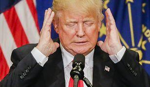 Trump wściekły na śledztwo w sprawie Rosji. Chodzi po Białym Domu i krzyczy na telewizor
