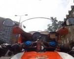 Aprilia RS125 i ostra jazda w mieście