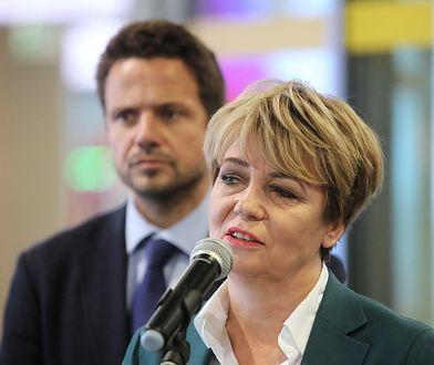 Chcą odwołać prezydent Hannę Zdanowską. W Łodzi możliwe referendum