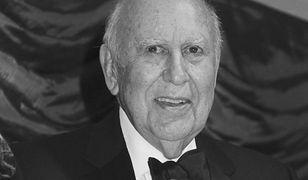 Carl Reiner zrewolucjonizował amerykańską TV