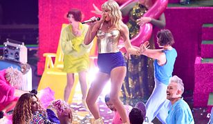 Występ Taylor Swift na gali MTV VMA 2019