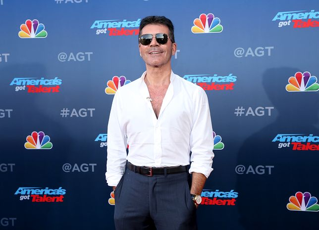 Simon Cowell złamał kręgosłup