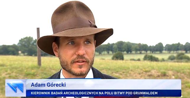"""Archeolog z """"Wiadmości"""" TVP podbił serca widzów"""