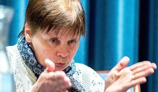 """""""To prawdziwa paranoja!"""". Janina Ochojska z odmową wejścia do Sejmu"""