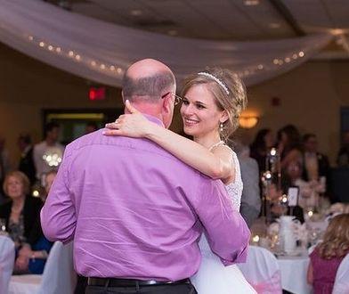 Pierwszy taniec zarezerwowała dla mężczyzny, który uratował jej życie