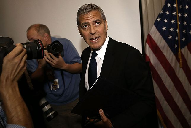 #dziejesiewkulturze: George Clooney chce zostać burmistrzem Nowego Jorku
