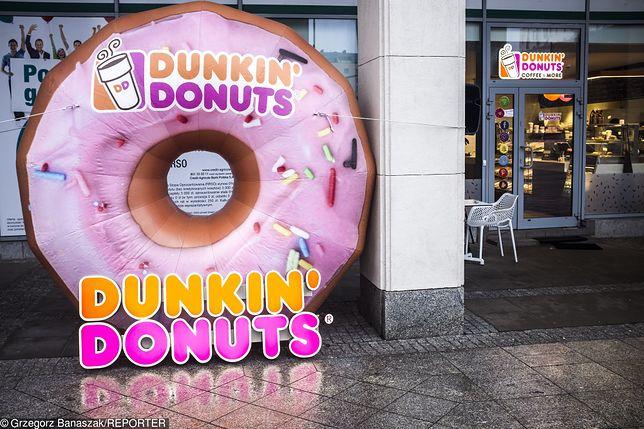 Dunkin' Donuts w Warszawie