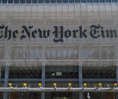 """""""New York Times"""" zwraca prestiżową nagrodę. Doszło do kłamstwa"""