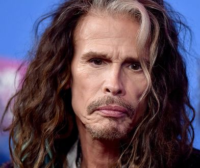 Steven Tyler na gali MTV Video Music Awards 2018.