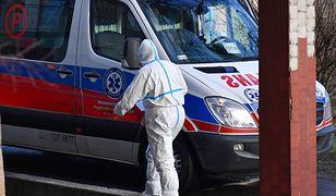 Koronawirus w Polsce. Incydent w Bełchatowie