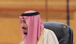 Król Arabii Saudyjskiej Salman ibn Abd al-Aziz as-Saud
