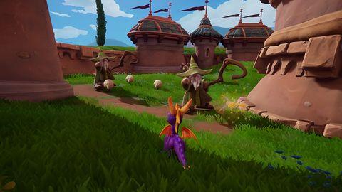 """Będę zazdrościł użytkownikom PC """"ich"""" wersji Spyro Reignited Trilogy"""