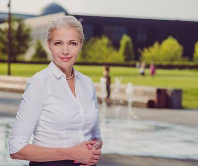 Ilona Kanclerz, kandydatka na prezydenta Katowic 2018