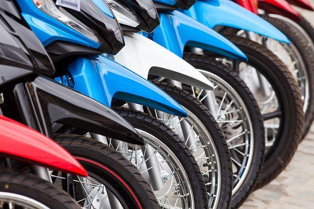 Polacy kupują coraz więcej nowych motocykli.
