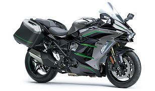 Kawasaki Ninja H2 SX kolejnym motocyklem z radarem. Największy trend tego roku