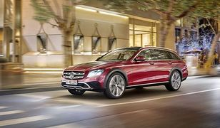 Mercedes klasy E All-Terrain – alternatywa dla SUV-a