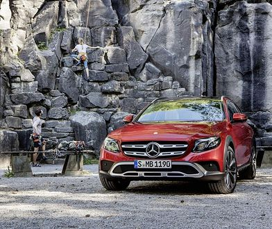 Mercedes-Benz E All-Terrain