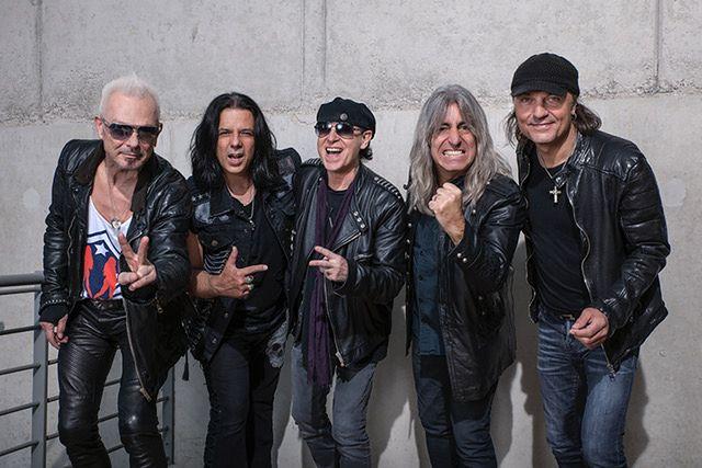 Prezentujemy oficjalny spot Scorpions!