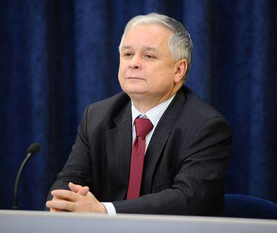 Wzmianka o Lechu Kaczyńskim pojawiła się w projekcie uchwały PiS o Bitwie Warszawskiej