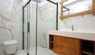 Prysznic bez brodzika – wymiary