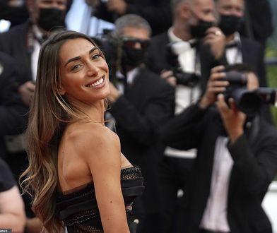 Najgorętsza kreacja w Cannes? Elisa de Panicis pokazała nagie pośladki