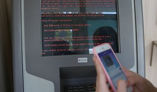 Ofiarami cyberataku padły m.in. ukraińskie banki i bankomaty