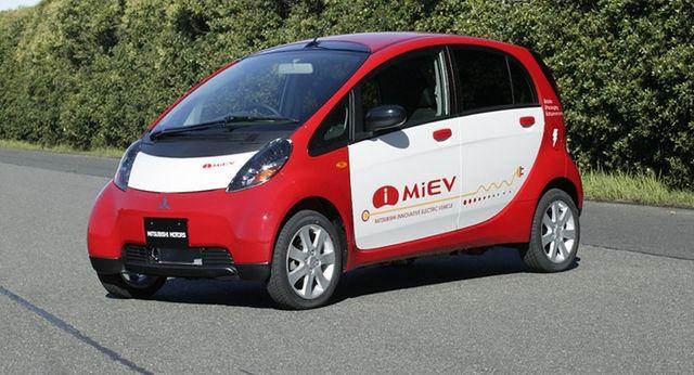 Buspasy dla samochodów elektrycznych