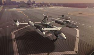 Zdaniem Ubera latające pojazdy zastąpi w przyszłości samochody