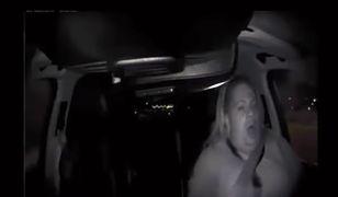 Osoba siedząca za kierownicą samochodu autonomicznego była zaskoczona obecnością pieszej