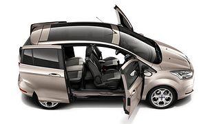 Ford B-Max: otwarty na pasażerów