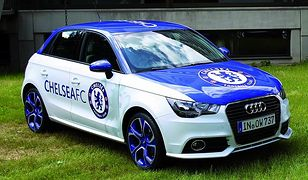 Audi partnerem Chelsea FC