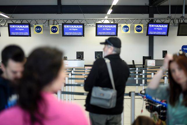 Niemcy: w środę strajk w Ryanair