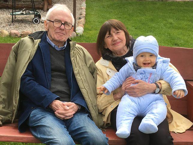 Wanda Borkowska z mężem Janem potrzebują dużego wsparcia
