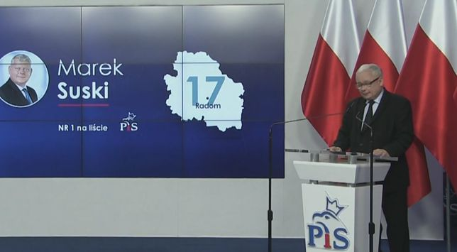 """Wybory parlamentarne 2019. TVP pokazała wszystkie """"jedynki"""" PiS. I na tym koniec"""