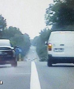 Popełnił 30 wykroczeń i jechał 250 km/h. 20-latek bez prawa jazdy